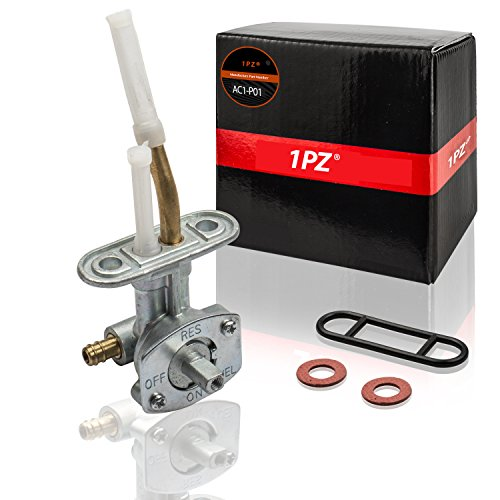 1PZ AC1-P01 Fuel Valve Shut Off Petcock for Arctic Cat ATV Fuel Valve Shut Off 98-05 250 300 400 500 2006 400 0470-445