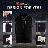 PROSmart Heated Vest Polar Fleece Lightweight