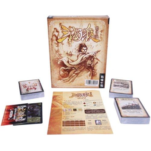 Sanguosha 2013 Standard Edition (Killers of Three Kingdoms) 三国杀