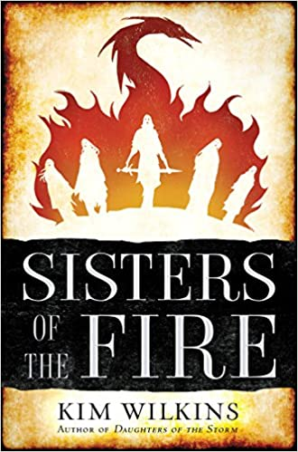 Amazon com: Sisters of the Fire (Daughters of the Storm