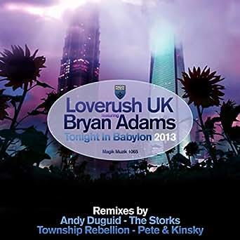 Babylon mp3 in download tonight feat bryan loverush adams