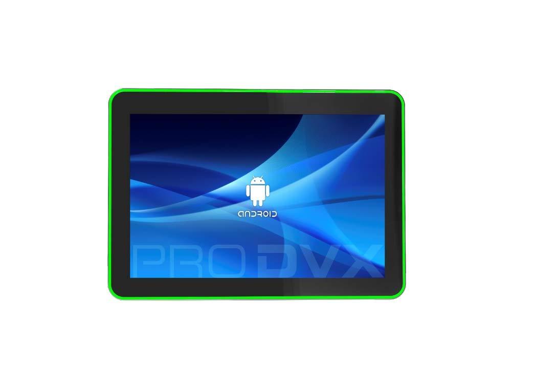 ProDVX APPC-10SLB 10.1' 1280 x 800 pixels Écran tactile 2 GHz Rockchip RK3288 Noir All-in-One tablet PC
