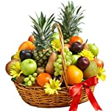 The Supreme Deluxe All Fruit Basket by Gift Basket