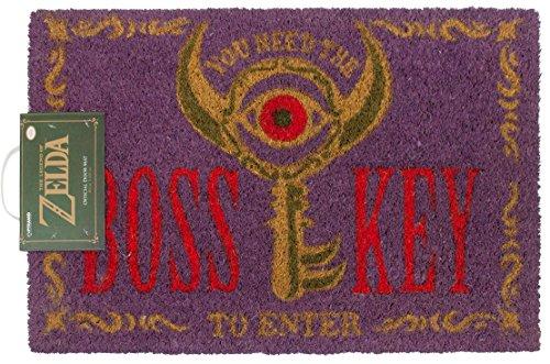 - Zelda The Legend Of Boss Key Door Mat