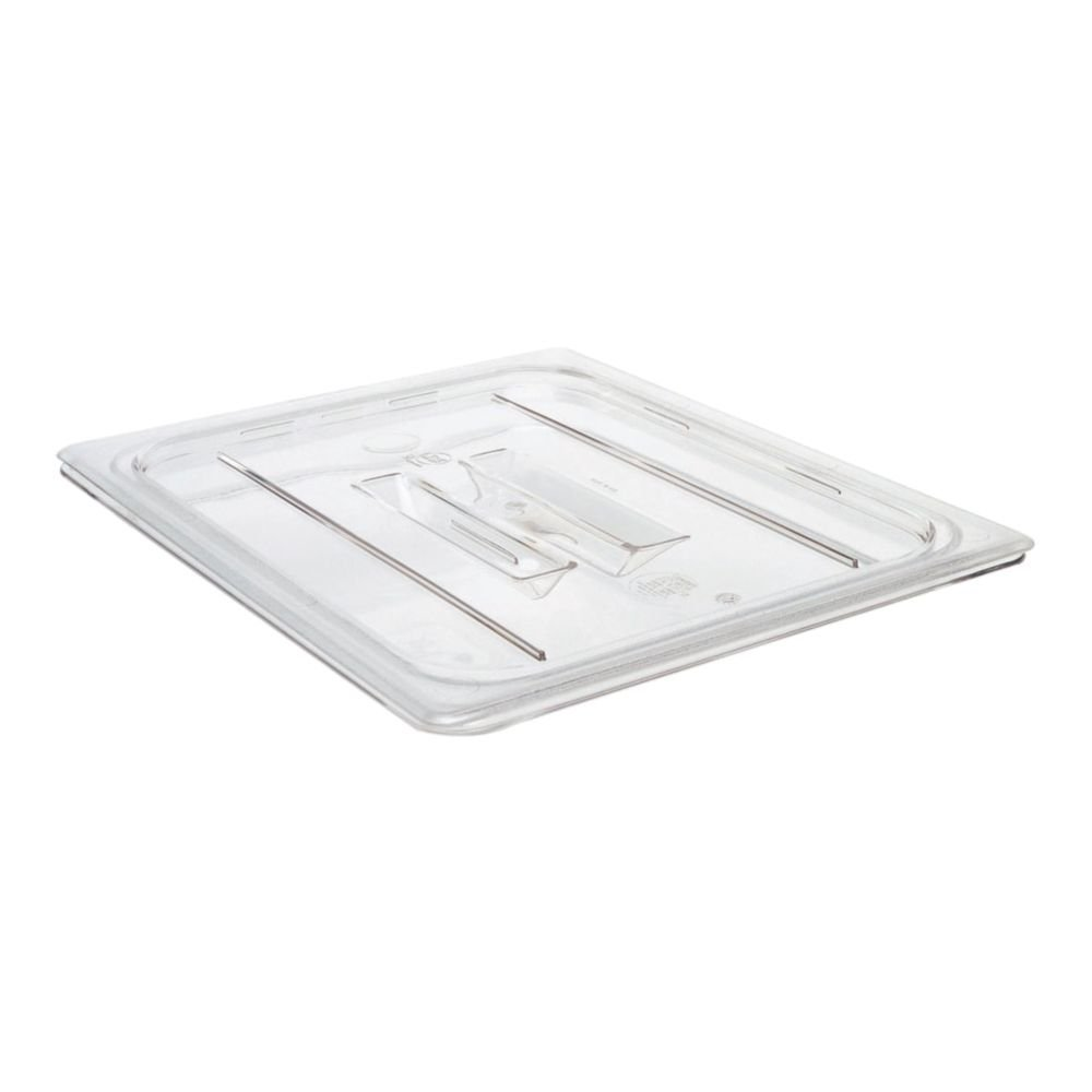 Cambro 20CWCH-135 Cover for 1/2 Size Food Pans-Clear