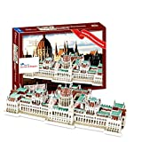 AMPERSAND SHOPS The Hungarian Parliament Building - Budapest 3D Puzzle (237 Pieces)