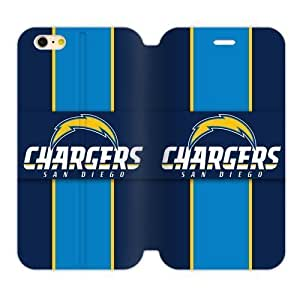 RAROFU New Arrival Premium San Diego Chargers Custom Cover Case for iPhone6 4.7