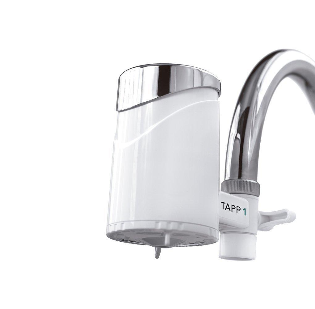 TAPP Filtro de agua para grifo de TAPP Water elimina cloro cal
