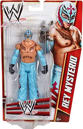 (WWE Classics Signature Series Rey Mysterio Action Figure)