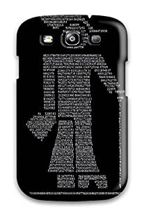 Pretty CxTLwAb3018NwyGD Galaxy S3 Case Cover/ Unknown Misc Abstract Misc Series High Quality Case