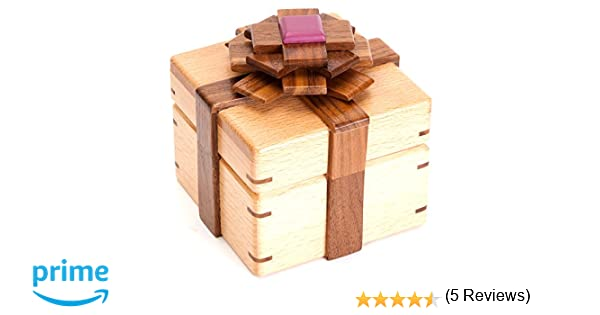 Bits and Pieces - Kamei Treasure Chest Box Brainteaser