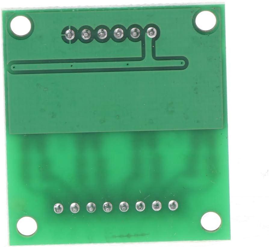 24V a 5V para conversi/ón de Alto y bajo Nivel Componentes electr/ónicos Remo-Y Convertidor de optoacoplador de 4 Canales 12V