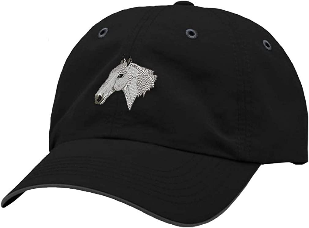 Custom Richardson Running Cap Lipizzaner Embroidery Animal Name Polyester Hat