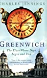 Front cover for the book Greenwich by Charles Jennings