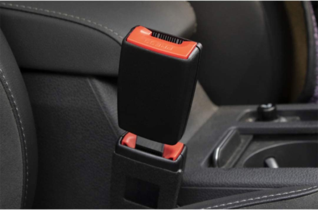 Seat Belt Buckle Extention 3 Pack Seat Belt Extender E11 Safety Certified Suitable for Most Cars