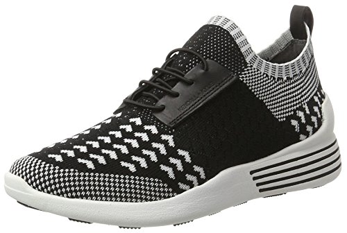 And Black Femme white Noir black Blmfb Kendall Kylie Knit Basses Kkbrandy Sneakers 8wwdqSX
