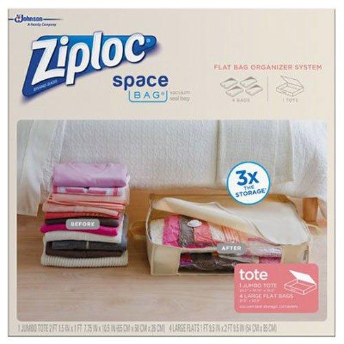 Ziploc Space Jumbo Shell Bags 5 product image