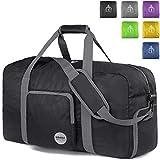 98b23d637ee9 3 · Wandf 90L Foldable Travel Duffel Bag Luggage Sports Gym Water Resistant  Nylon