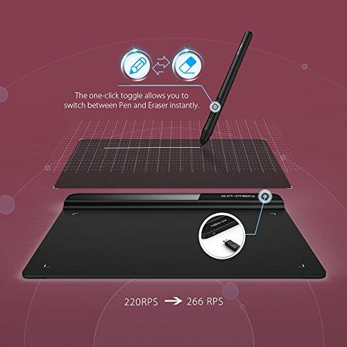 XP-PEN G640 6x4 inch Drawing Tablet Digital Signature osu