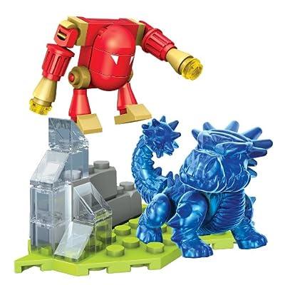 Mega Bloks Skylanders Translucent Bash Building Pack: Toys & Games