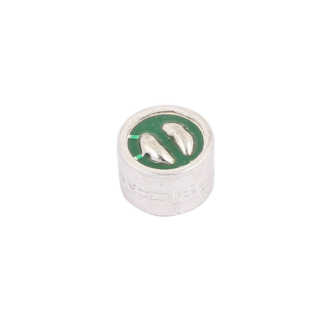 Amazon.com: eDealMax 9,7 mm x 6,7 mm estéreo capacitiva micrófono condensador eléctrico de recogida: Electronics