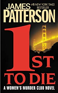 1st To Die by James Patterson ebook deal