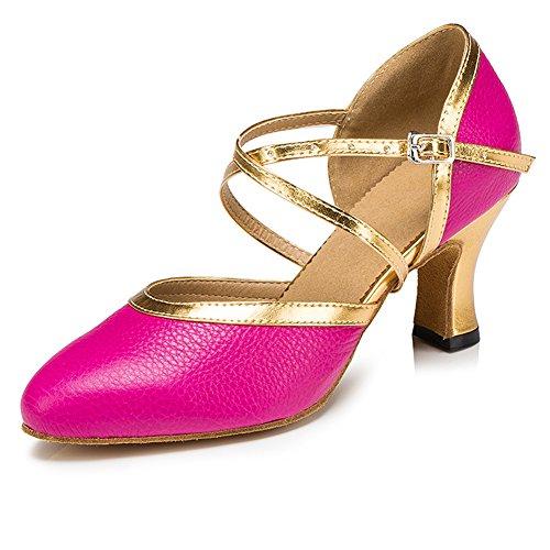 De Mujer Misu Para Rosa Zapatillas Danza wxq1pZAv1