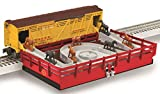 #6: Lionel Plug-Expand-Play Western & Atlantic Horse Car and Corral Car