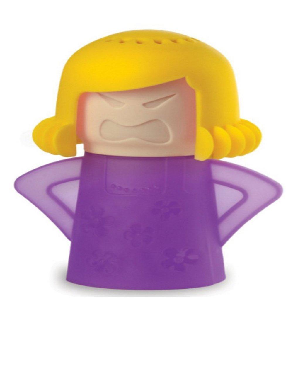 Metro Angry Mama limpieza limpiador de microondas para el hogar o ...