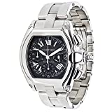 Cartier Roadster W62020X6 Mens Chronograph in Stainless Steel (Certified Pre-owned)