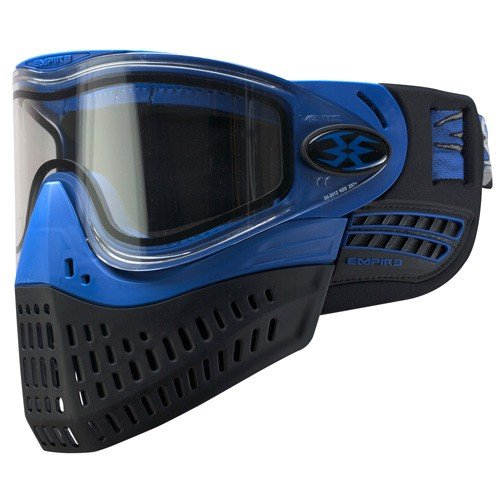 Jt Paintball Goggle Mask Strap - Empire Paintball e-Flex Goggle, Blue