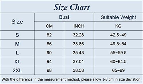 Camicetta Chiffon Casual Camicia Donna Bianco Bluse Shirt T Maglietta Manica Corta OqwPP5Fx