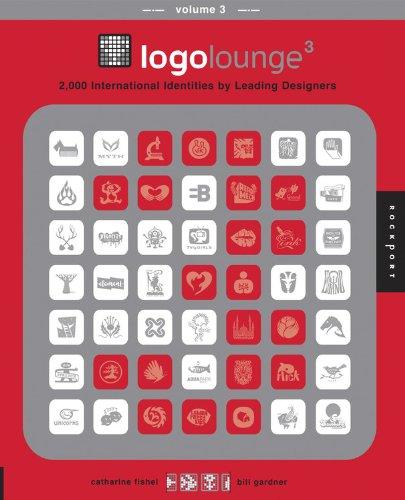 LogoLounge 3: 2,000 International Identities By Leading Designers