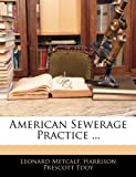 img - for American Sewerage Practice ... book / textbook / text book