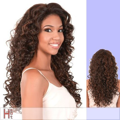 Motown Tress (L. Lucy) - Heat Resistant Fiber Lace Front Wig in DX26_613