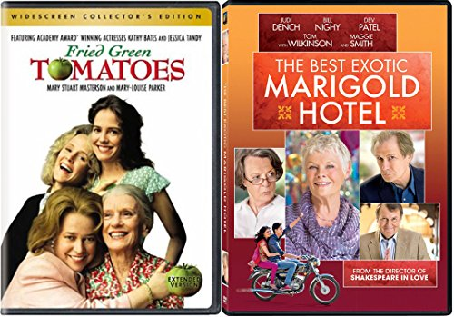 Fried Green Tomatoes & The Best Exotic Marigold Hotel 2-Movie - Names Exotic Brand