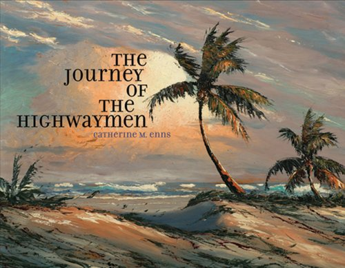 Florida Art Highwaymen Painting - The Journey of the Highwaymen