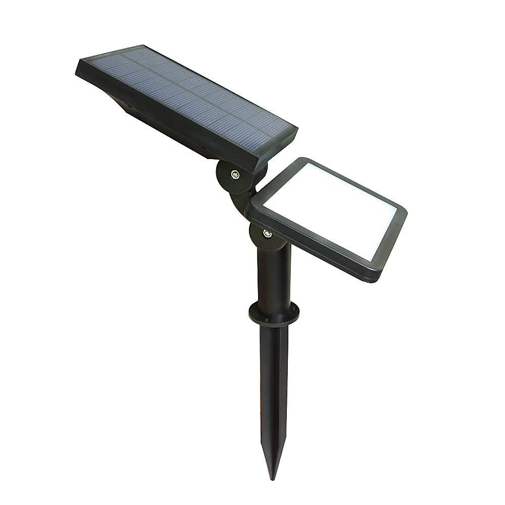 LED Solar Lights Outdoor, Motion Sensor Light, Waterproof ip65 Securily Lights, Body Induction Spot Light for Garden, Park, Yard