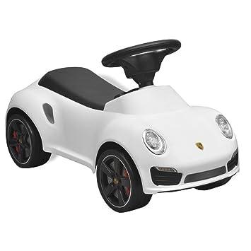 Porache 911 Turbo S Bobbycar correpasillos uguard coche con licencia para coche bebé, New: Amazon.es: Juguetes y juegos