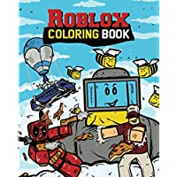 Roblox: Coloring Book (Christmas Books)