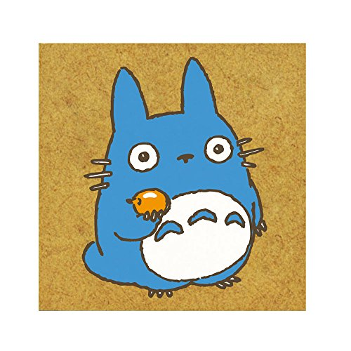 Studio Ghibli My Neighbor Totoro Rubber Stamp (Type F)