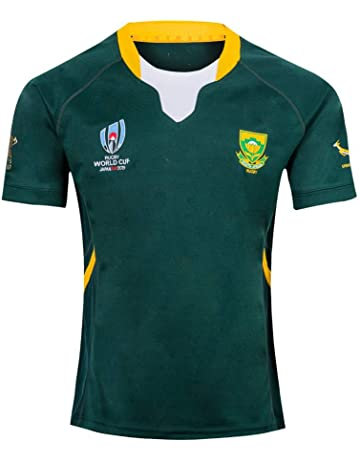 T-Shirt Abbigliamento Casual,S HUAF Rugby Jersey Aaron Rodgers # 12 Calcio Abbigliamento Sportivo per Uomo Green bay Packers