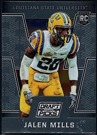70af30b4973 2016 Panini Prizm Collegiate Draft Picks Draft Picks #213 Jalen Mills NM-MT  RC