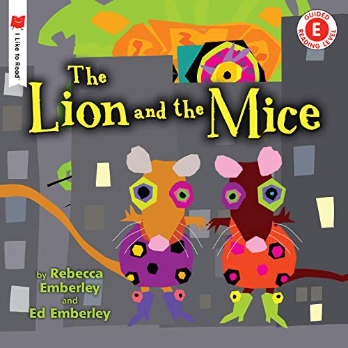 The Lion and the Mice (I Like to Read) (Lion And Mouse Story In English Writing)