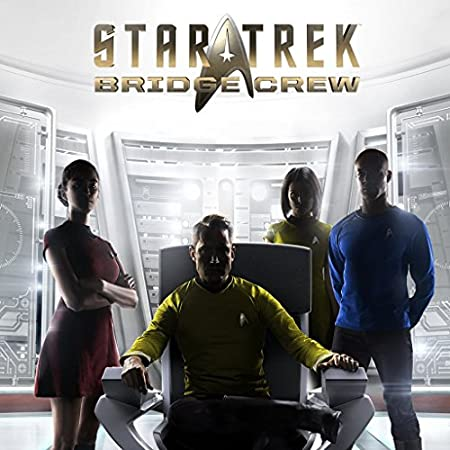 Star Trek: Bridge Crew (VR) - PS4 [Digital Code]