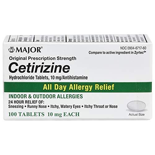 Major All Day Allergy (3 Pack)