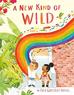 Book Cover: A New Kind of Wild