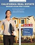 img - for California Real Estate Broker's Exam Prep Course book / textbook / text book