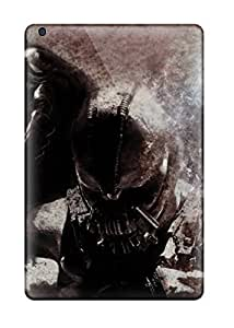 Premium Phone Case For Ipad Mini/mini 2/ Batman Logo Dark Knight Rises Tpu Case Cover