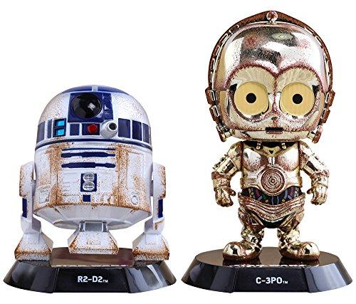 R2-D2&C-3PO(2体セット/タトゥイーン版) 「スター・ウォーズ エピソード4/新たなる希望」 コスベイビー シリーズ1.5 サイズSの商品画像